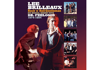 Dr. Feelgood - Lee Brilleaux: Rock 'n' Roll Gentleman (Vinyl LP (nagylemez))