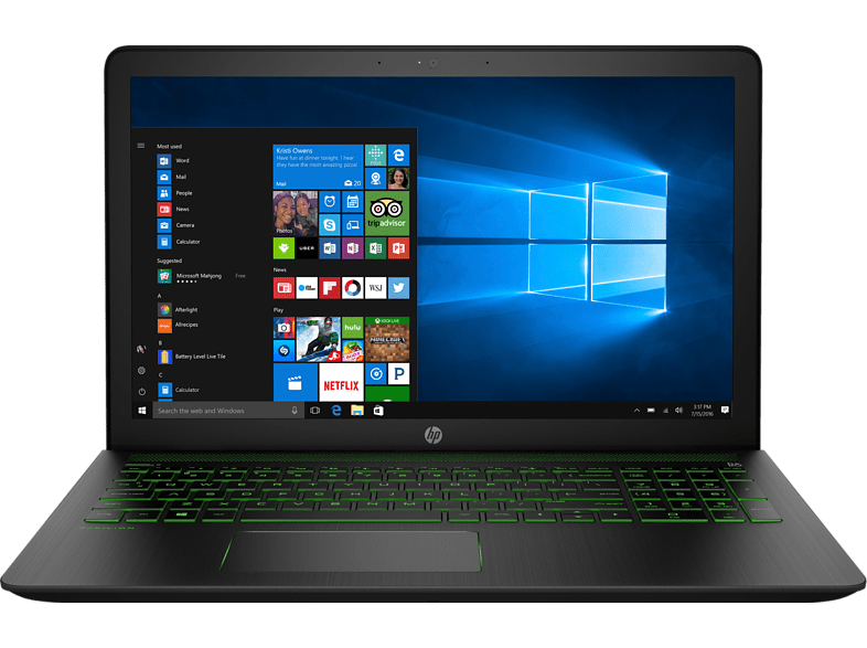 HP Pavilion Power15-CB006NV Intel Core i7-7700HQ / 12GB / 1TB HDD /GeForce GTX 1 laptop  tablet  computing  laptop gaming laptop