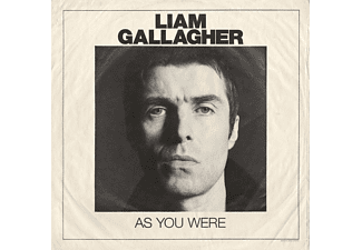 Liam Gallagher - As You Were (White Vinyl, Limited Edition) (Vinyl LP (nagylemez))
