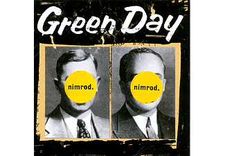 Green Day - Nimrod (Yellow Vinyl, 20th Anniversary Edition) (Vinyl LP (nagylemez))