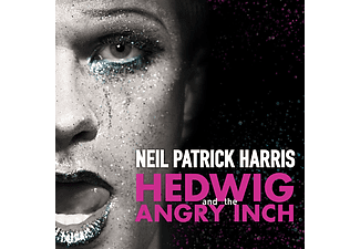 Neil Patrick Harris, Original Broadway Cast - Hedwig & the Angry Inch (Pink Vinyl, Limited Edition) (Vinyl LP (nagylemez))