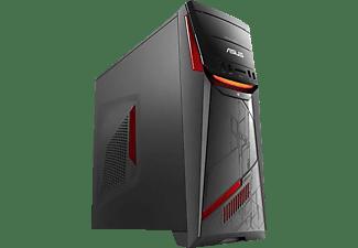 ASUS G11DF-DE016T, Gaming PC mit RYZEN 7 Prozessor, 16 GB RAM, 1 TB HDD, 128 GB SSD, GeForce® GTX 1070, 8 GB