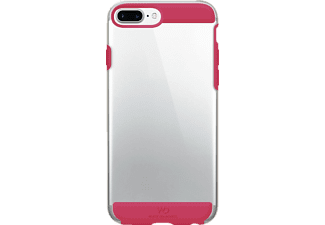 WHITE DIAMONDS Innocence Backcover Apple iPhone 6 Plus, iPhone 6s Plus, iPhone 7 Polycarbonat/Thermoplastisches Polyurethan Pink