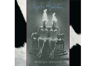 Jane's Addiction - Nothing's Shocking (Reissue Edition) (Vinyl LP (nagylemez))