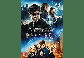 Harry Potter 1-8 + Fantastic Beasts 1 | DVD
