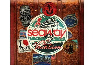 Seaway - Vacation (CD)