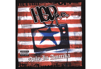 Hed P.E - Only In Amerika (CD)
