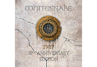 Whitesnake - 1987 (30th Anniversary, Deluxe Edition) (CD)