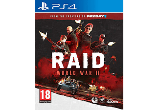 RAID - WORLD WAR II Playstation 4