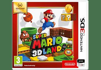 Super Mario 3D land (selects), (3DS). NIN3DS