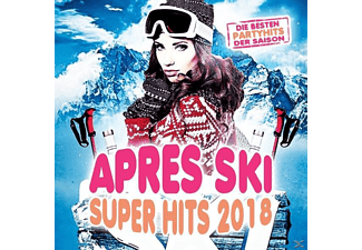 VARIOUS - Apres Ski Super Hits 2018 - (CD)