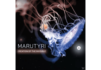 Marutyri - Creation Of The Invisible - (CD)
