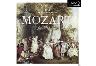 Oslo Kammerakademi - Mozart For Wind Octet [CD]