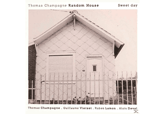 Thomas Champagne Random House - Sweet Day [CD]