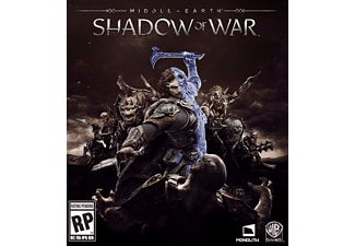 WARNER BROS Middle Earth:Shadow Of War PC