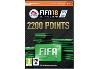 FIFA 18 - 2200 FUT Points (PC)