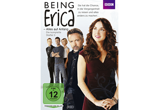 Being Erica: Alles auf Anfang - (DVD)