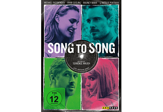 Song to Song - (DVD)