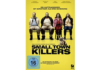 Small Town Killers - (DVD)