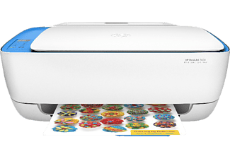 HP DeskJet 3639 AiO Thermal Inkjet 3-in-1 Multifunktionsdrucker (Farbe) WLAN