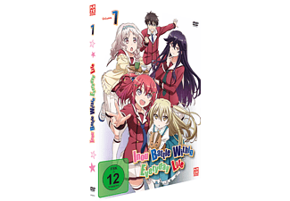 Inou Battle Within Everyday Life - Vol. 1 (Episoden 1-6) - (DVD)