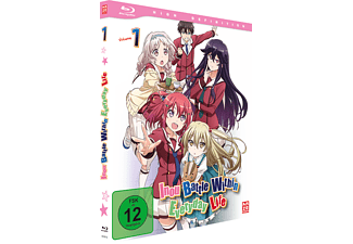 Inou Battle Within Everyday Life - Vol. 1 (Episoden 1-6) - (Blu-ray)