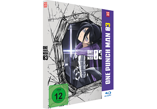 003 - One Punch Man(Episoden 9-12) - (Blu-ray)