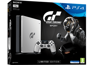 SONY PlayStation 4 1TB D Chassis GT Sport Special Edition + Gran Turismo Sport Day One Edition