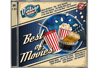 VARIOUS - Best Of Movies-Vintage Collection (2CD) [CD]