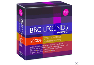 VARIOUS - BBC Legends Vol.2 - (CD)
