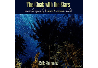 Erik Simmons - The Cloak with the Stars - (CD)