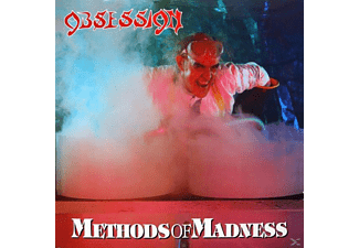 Obsession - Methods of Madness (Re-Issue) [CD]