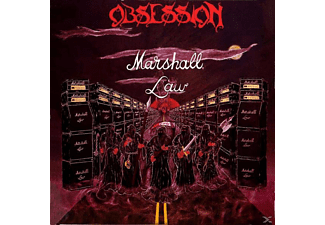 Obsession - Marshall Law (Re-Issue) [CD]