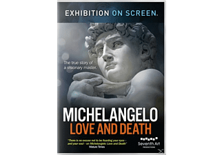 Michelangelo Love and Death - (DVD)