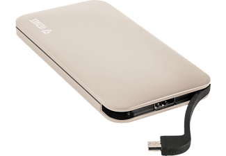 YENKEE Powerbank 8000mAh Gold - (YPB 0180GD)