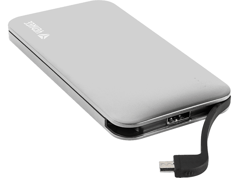 YENKEE Powerbank 8000mAh Grey - (YPB 0180GY) smartphones   smartliving powerbanks
