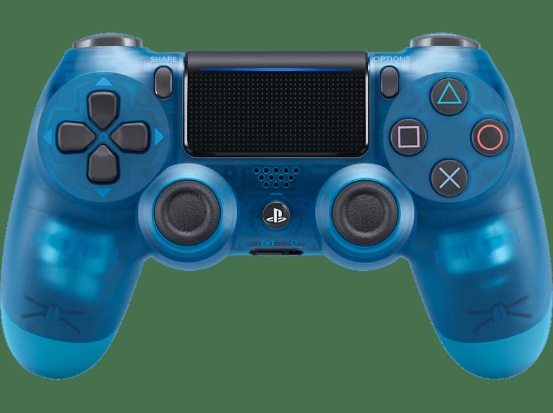 SONY PS4 Dualshock 4 V2 Blue Crystal gaming απογείωσε την gaming εμπειρία αξεσουάρ ps4