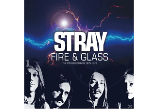 Stray - Fire & Glass [CD]