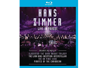 Hans Zimmer - Live In Prague (Blu-Ray) - (Blu-ray)