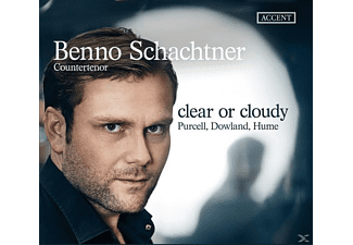 Benno Schachtner - Clear Or Cloudy - (CD)