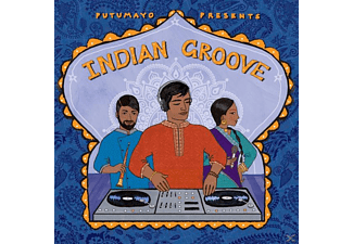 VARIOUS - Indian Groove [CD]