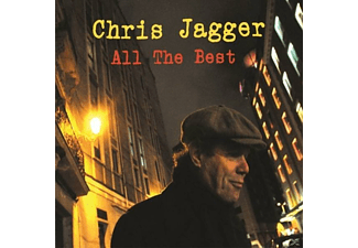 Chris Jagger - All The Best - (CD + DVD Video)