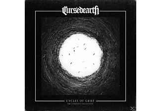 Cursed Earth - Cycles Of Grief [CD]