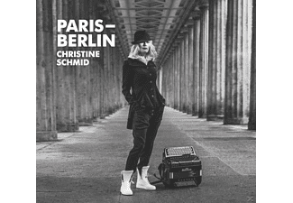 Christine Schmid - Paris-Berlin [CD]