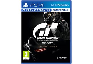 Gran Turismo Sport - Day 1 Edition (PlayStation 4)