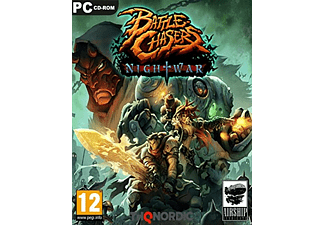 PC Battle Chasers: Nightwar (PC)