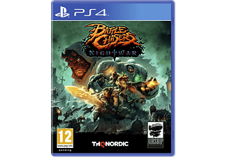 PC Battle Chasers: Nightwar (PlayStation 4)