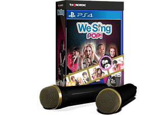 We Sing Pop (PlayStation 4)