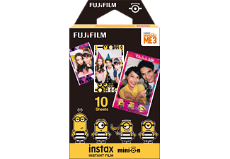FUJIFILM Instax Mini Minion DMF3 Colorfilm