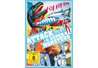 Attack of the Super Monsters - (DVD)
